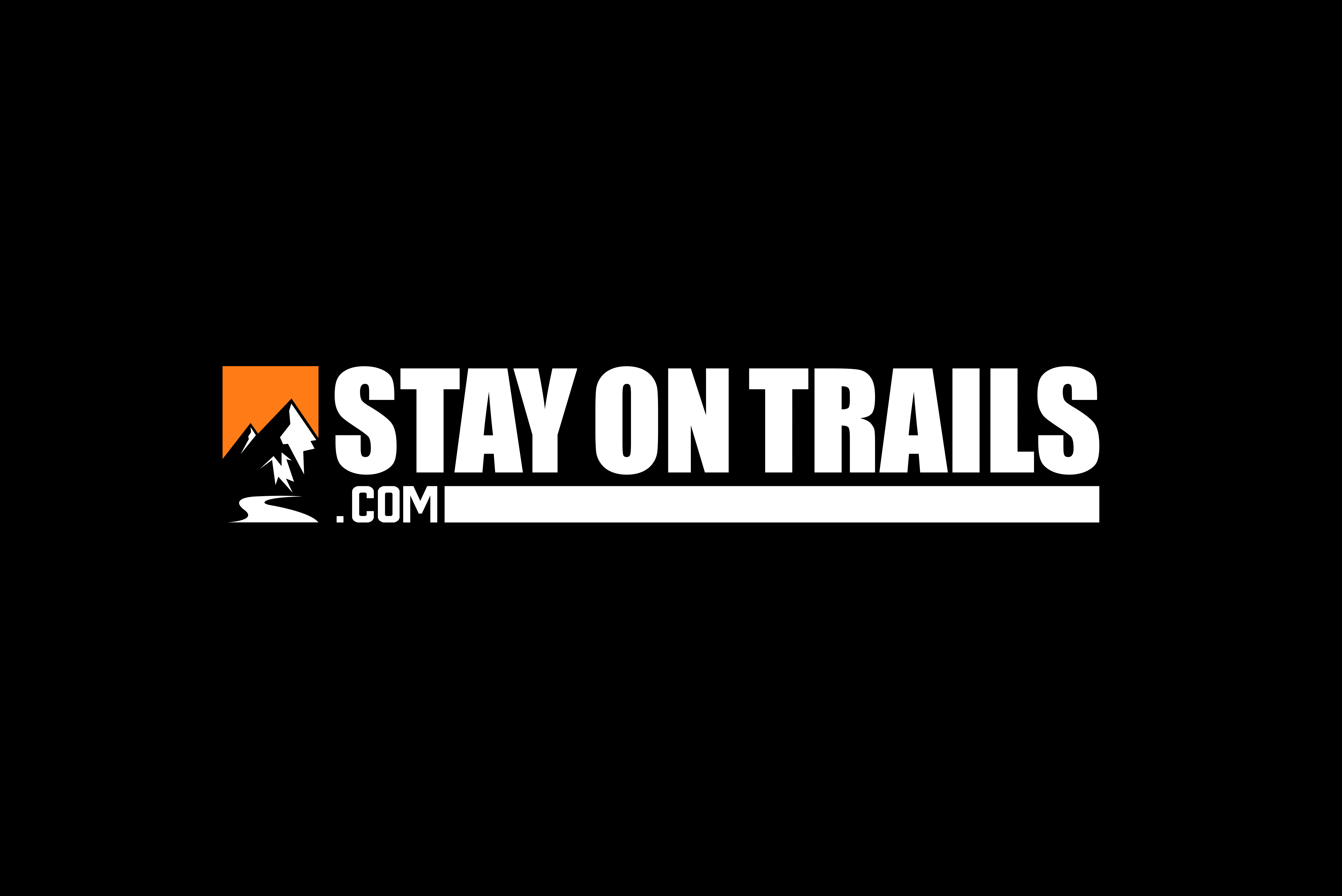 STAY ON TRAILS