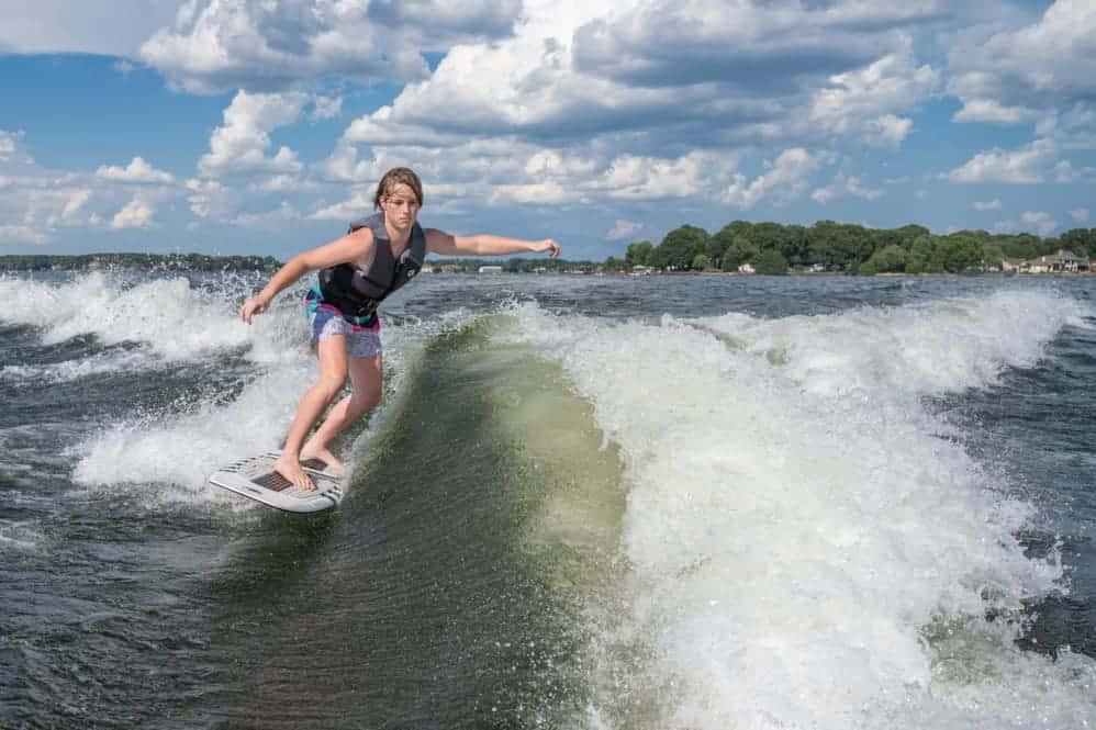 kids wakesurf board