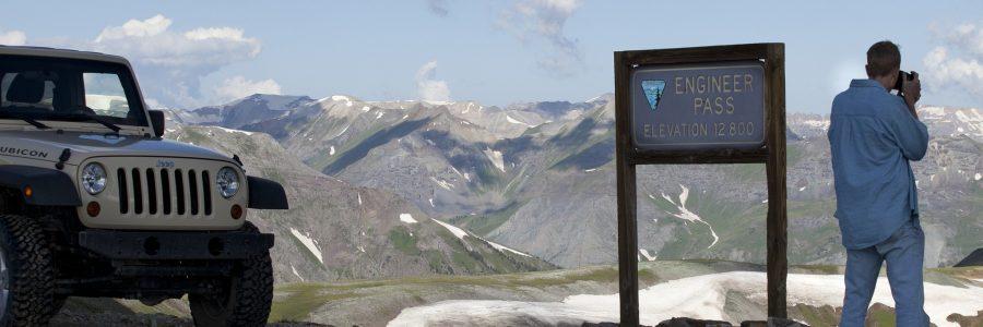 Alpine Loop Scenic Byway