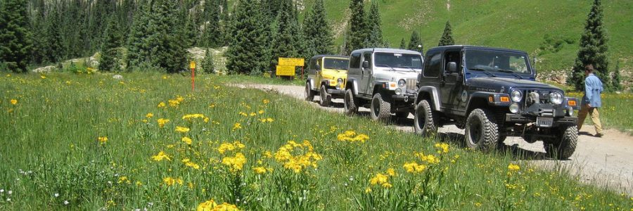 Best Jeep Trails in Colorado